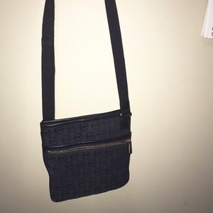 Black MK Crossbody Purse